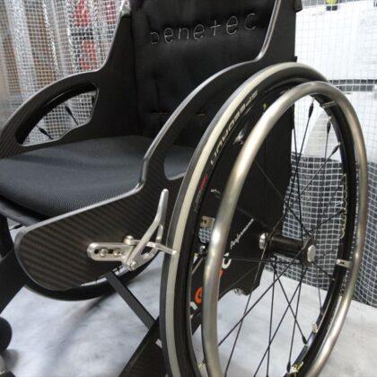 折りたたみ型 車椅子 T-MAX FOLDタイプ