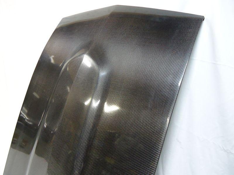 Z S30 ノーマル形状カーボンボンネット