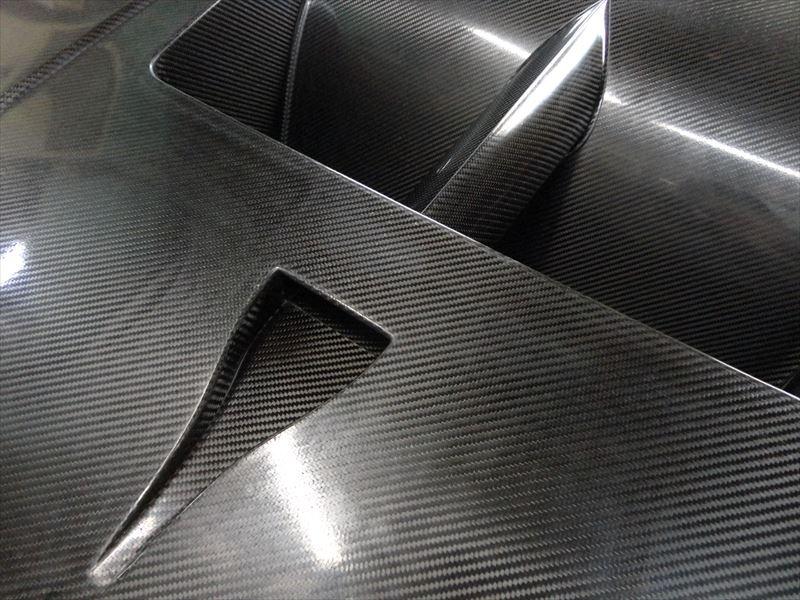 フェラーリF355 LM仕様ボンネット