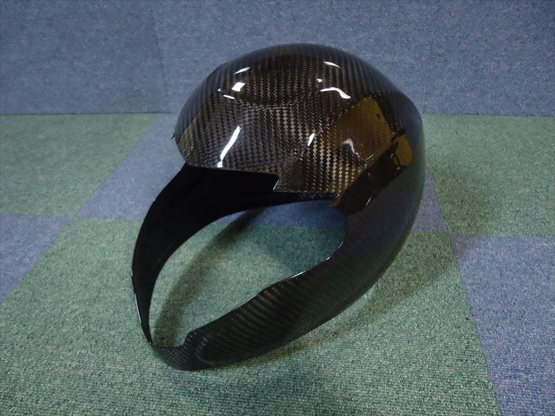 カーボンヘルメット